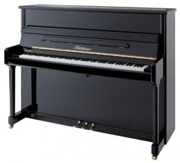 Blüthner, Haessler and Irmler pianos