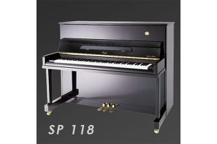 Irmler Upright Pianos