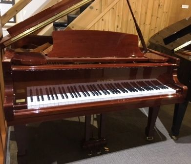 Lots more Pre-owned pianos into stock