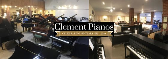 60 Seconds with Clement Pianos