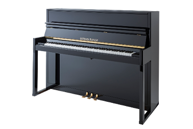 Haessler Upright Pianos