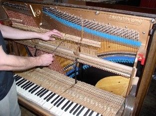 Piano Maintenance